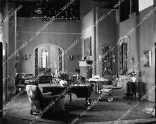 7066-009 historic Hollywood Goldwyn Studios set still silent film Poverty of Ric