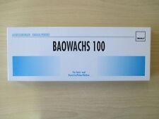 BAO-WACHS 100 - Vollstange - Holzwachs - Wachskitt - versch. Farbtöne (A-M)
