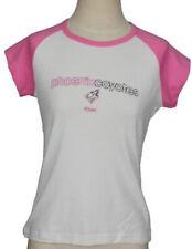 Reebok NHL Women's Phoenix Coyotes White Cropped Tee T-shirt