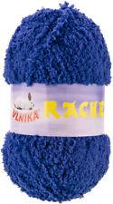 10 x 50g Kuschelgarn RACHEL by VLNIKA, 100% Polyester, verschiedene neue Farben