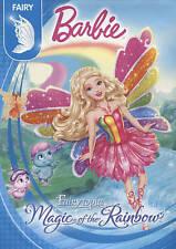 Barbie Fairytopia: Magic of the Rainbow (DVD, 2016) New & Sealed - Free Shipping