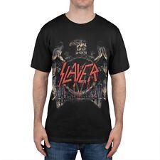 Slayer Eagle 2012-2013 World Tour Adult Mens T-Shirt