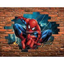 Pegatinas Trampantojo l'ojo piedra Spiderman ref 15143 15143