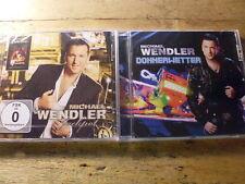 Michael Wendler [2 CD Alben] Donnerwetter  + Jackpot ( DVD )  / NEU