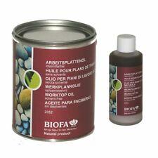 Biofa arbeitsplattenöl 150ml, 750ml, 2,5 litres, 10l lösemittelfrei à partir de 27,30 €/L