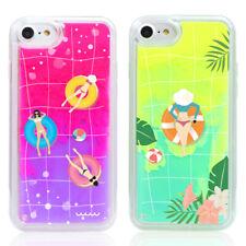 Trycozy Summer Neon Sand Nightglow Case iPhone 6/6S/iPhone 6/6S Plus Liquid Jell