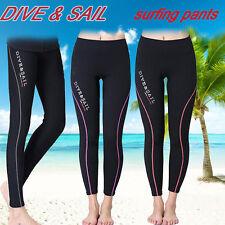 1.5 mm néoprène surf plongée sous-marine Plongée pantalon combinaison pantalon skinny legging