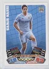 2011 2011-12 Topps Match Attax English Premier League #153 Samir Nasri Card