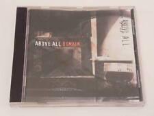 Above All - Domain / Roadrunner 1996 / Rar