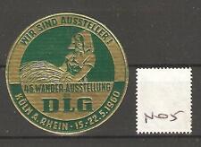 Cinderella -N05- Germany - Dlg Koln A Rhein - 1960