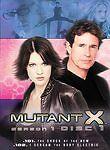 Mutant X - Season 1, Disc 1 DVD, Anne Openshaw, Victoria Pratt, Victor Webster,