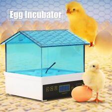 4Pcs Egg Incubator Auto Digital Temperature Control Turning Chicken Hatching