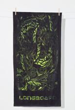 SERVIETTE - DRAP DE PLAGE LONGBOARD 150 X 75 cm divers coloris
