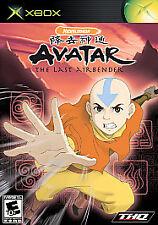 Avatar: The Last Airbender (Microsoft Xbox, 2006) Complete