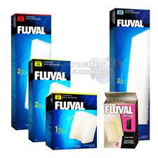 Original FLUVAL U1 U2 U3 U4 Filtro interno esponja de Medios Espumas Pad Pecera