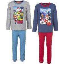 Paw Patrol Pyjama Set Schlafanzug Gr. 98-116 NEU