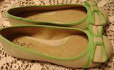 Women's boc By Born Concept Shoes Flats Slip On Slides 6.5 7 7.5 8 8.5 10 NWOB