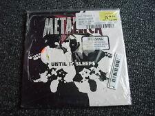 Metallica-Until It Sleeps CD Maxi-MADE IN AUSTRALIA-OVP-STILL SEALED