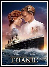 Titanic    Movie Posters Romance Classic & Vintage Cinema