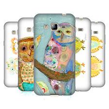 OFFICIAL WYANNE OWL SOFT GEL CASE FOR SAMSUNG PHONES 3