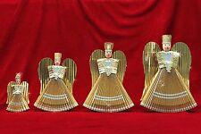 Núremberg Gold foil Angel - Hecho a mano Angel Handmade de 12cm bis 28cm