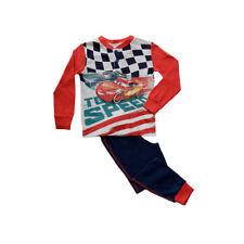 Pigiama bambino Cars Disney Pixar jersey di cotone WD16492 S218