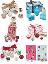 Geschenk Set Weihnachten X-Mas Seife Adventskalender Badekugel Bomb Cosmetics