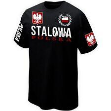 T-Shirt STALOWA WOLA POLSKA POLOGNE POLAND ★★★★★★