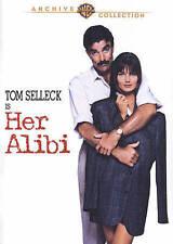 Her Alibi,New DVD, Tess Harper, Paulina Porizkova, William Daniels, James Farent