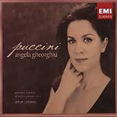 ANGELA GHEORGHIU - Puccini, Anton Coppola, Deluxe 2 CD set, Book Cover, NEW