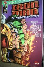 Iron Man e i Vendicatori n.24 la rinascita degli eroi 6 ed.Marvel Italia