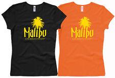 Malibu Caribbean Resort - Damenshirt / Girl / Woman, Gr. XS bis XL