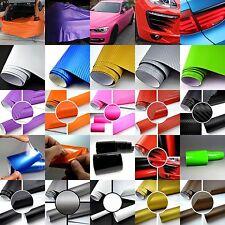 4,19€/m² 3D Carbon Folie Autofolie Matt Glanz BLASENFREI mit Luftkanälen Auto