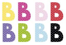 JaBaDaBaDo Kinderzimmer Buchstabe B (Farbauswahl)