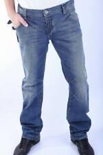Pantaloni Armani Jeans AJ Jeans Trouser -60% Uomo Blu Q6J094F-15 SALDI