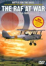 DVD: Raf at War 1918-1939, Various. Excellent Cond.: Various