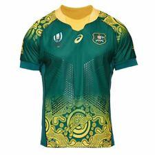 Australia Wallabies 2019 INDIGENOUS national jersey shirt S-3XL