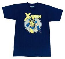 X-Men Wolverine Circle Marvel Comics Adult T Shirt