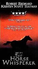 The Horse Whisperer (VHS, 1998) Robert Redford Kristin Scott Thomas NEW SEALED