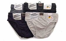 6 Pairs Mens Gents Cotton Rich Briefs Slips Underpants Assorted Colours S-6XL