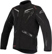 Alpinestars YOKOHAMA Drystar Adventure-Touring Motorcycle Riding Jacket (Black)