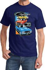 Mens T-Shirt Dodge 74 Challenger Trio Shirt