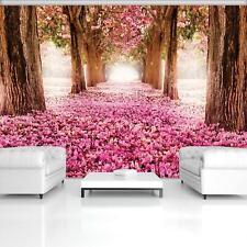 Fotomurale Carta da parati muro immagine tessuto non tessuto 1-20015_ven Photo wallpaper mural fiori vicolo