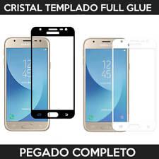 Protector pantalla con adhesivo y pegado completo - Samsung Galaxy J3 2017