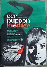 il bambole assassino il psicopatico Locandina del film
