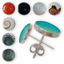 Echt 925 Silber Ohrstecker Damen Ohrringe Schmuck verschiedene Modelle klein