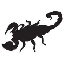 Scorpion - Vinyl Decal Sticker - Multiple Color & Sizes - ebn598