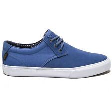 Lakai chaussures mj (marc johnson) skateboard chaussures de daim bleu