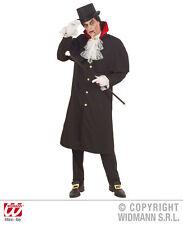 Graf Dracula Mantel mit Pelerine Jabot Halloween Mittelalter Vampir 125703V13