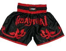 Extreme Muay Thai Lutte Short MMA Grappling Kick Boxing Troncs Arts Martiaux